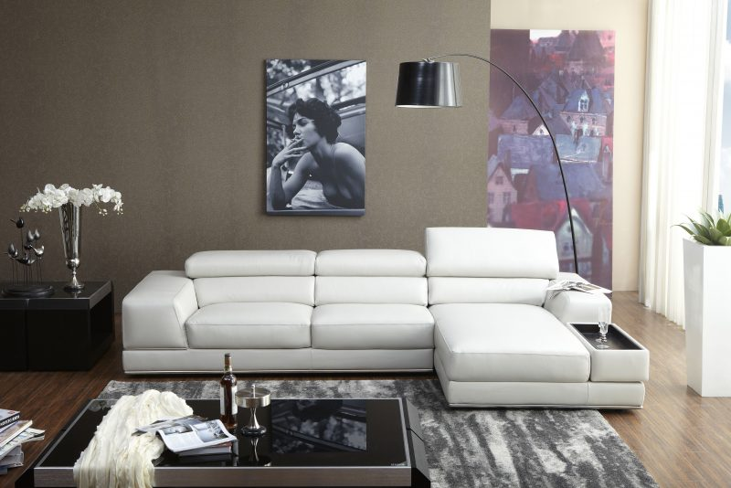 Modern Sofa by Kuka, the 1576 is our favorite sectional at Vancouver Sofa