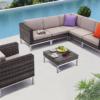 Modern Outdoor Patio Set