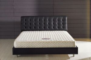 AU03 Leather Bedframe