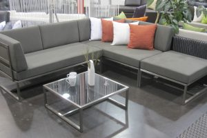 Modern Outdoor Set