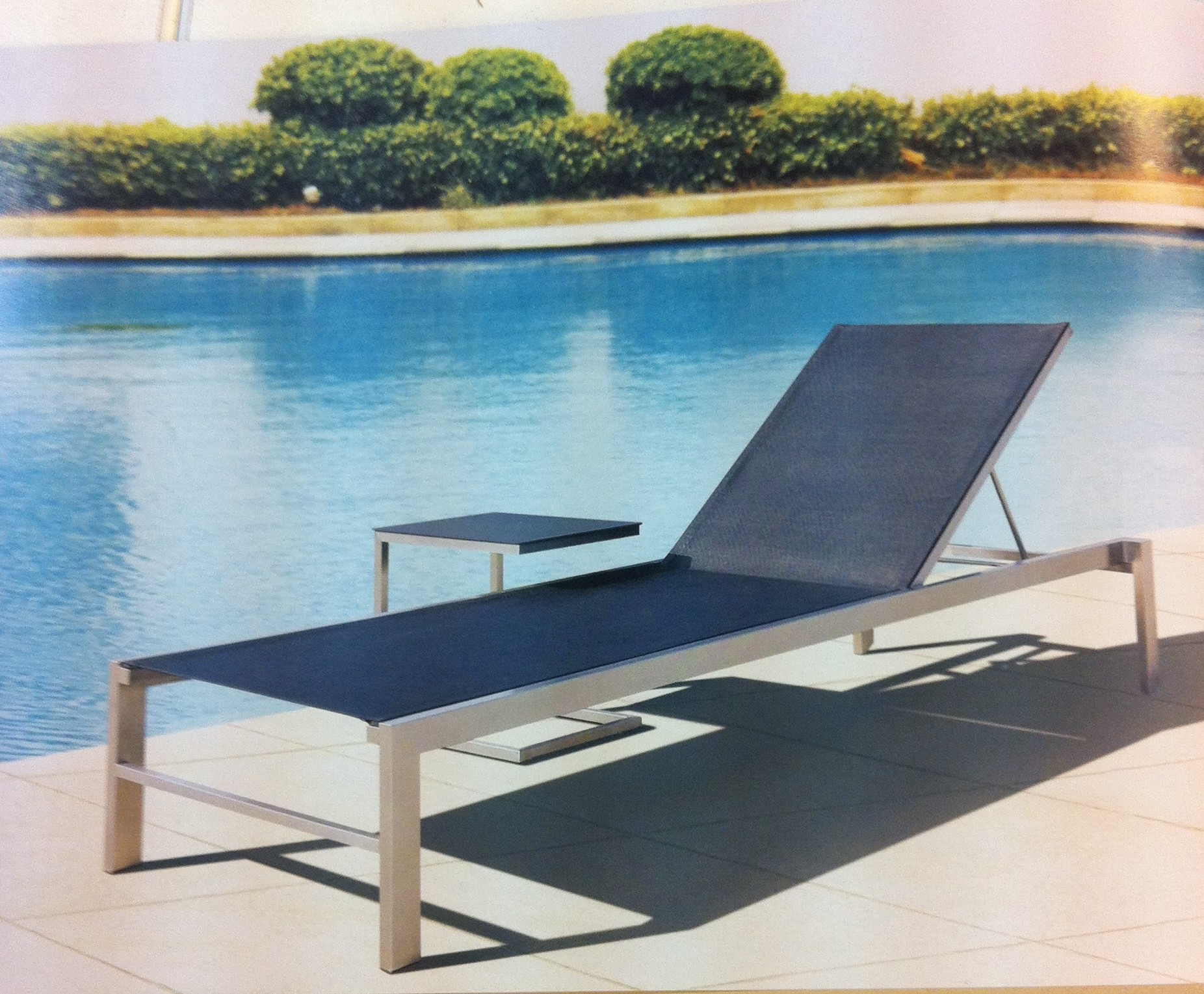 Modern Patio Lounge Chairs - Stainless Steel & Patio Loungers | Modern Design | Vancouver Sofa and Patio