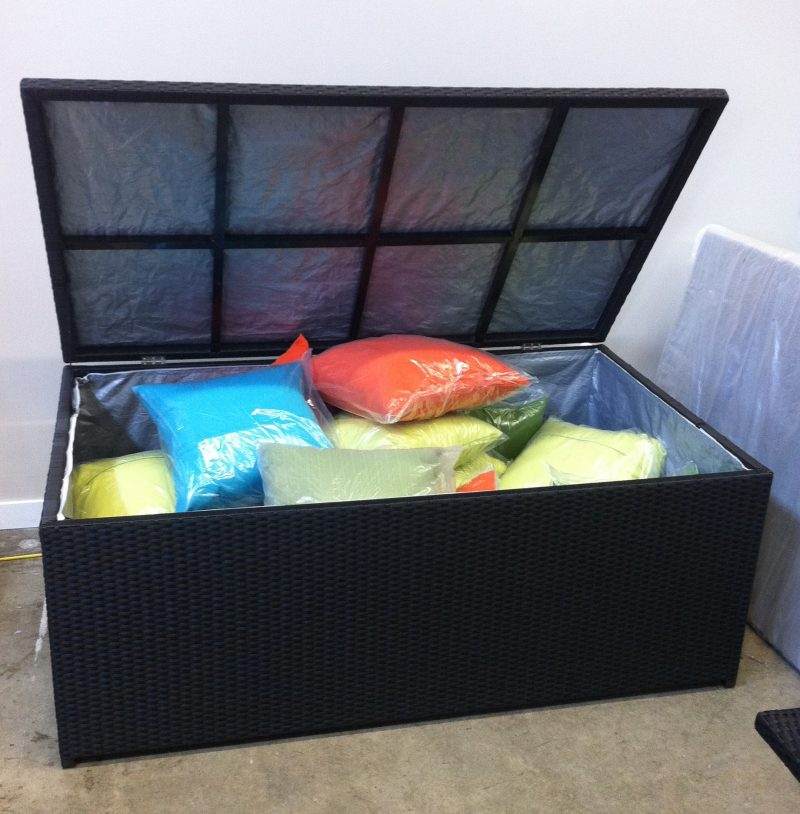 Patio Storage Box