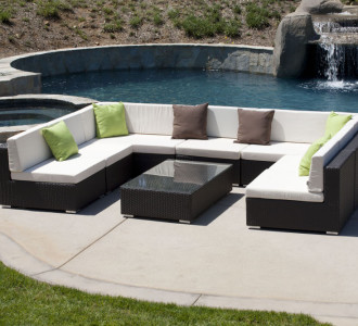 Tuscany – U shaped sectional
