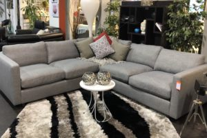 Contemporary Sectional Sofa