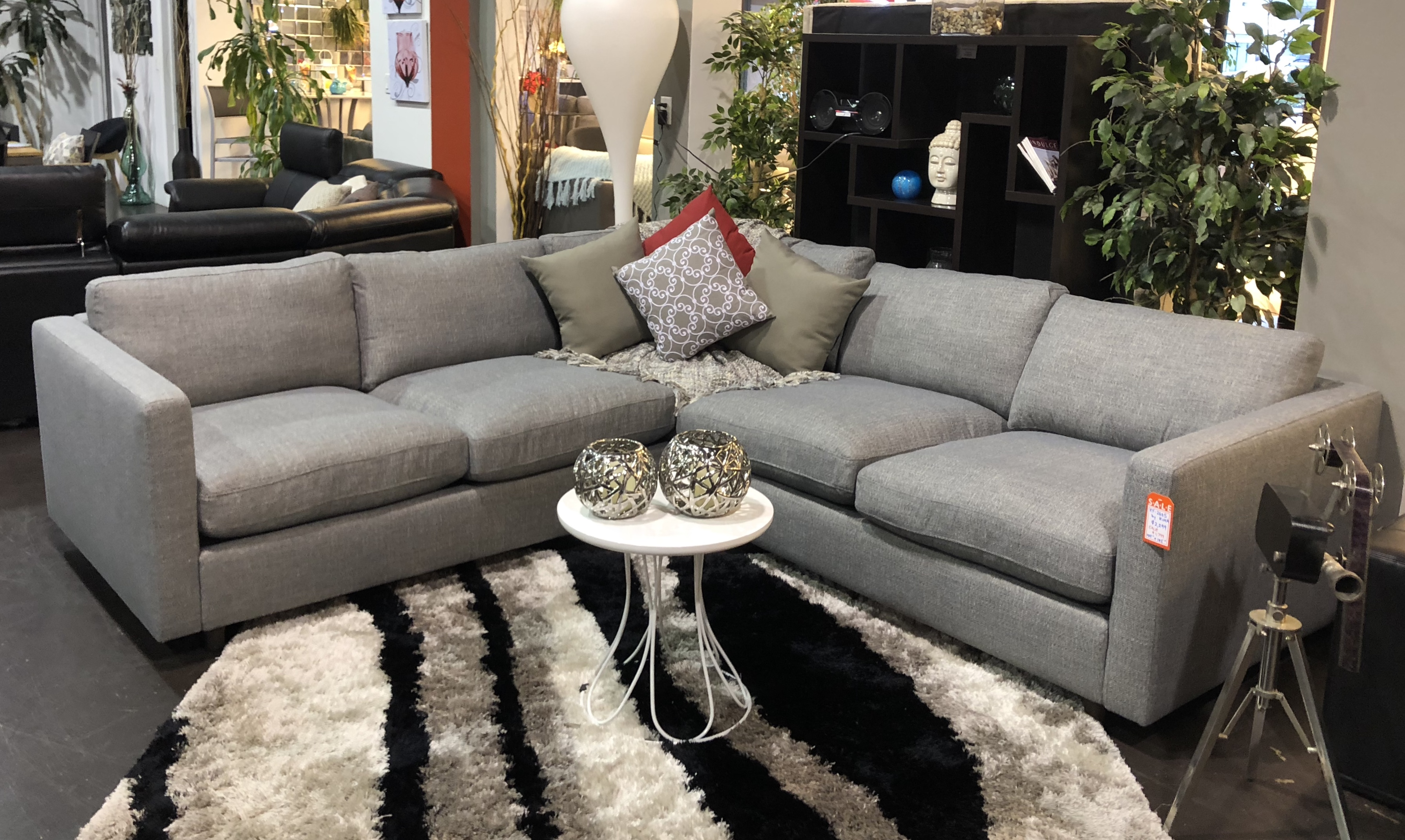 Contemporary Sectional Sofa By Kuka Vancouver Sofa And Patio
