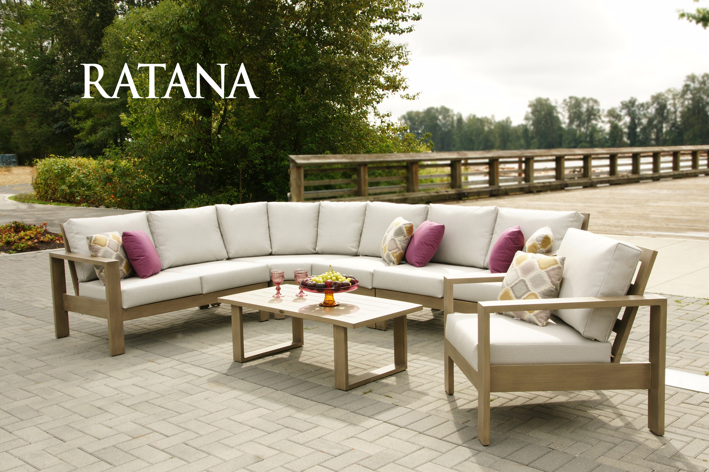 North Vancouver Patio Furniture - The #6 Choice  Vancouver Sofa
