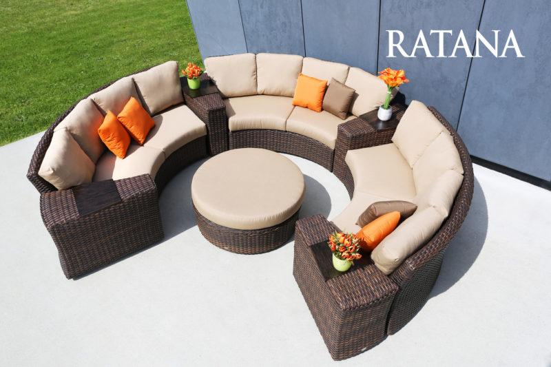 RATANA_Portfino Wedge Sectional