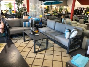 patio furniture chilliwack, this set is low maintenance and super comfy to sit on