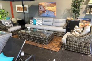 Discount Outdoor Furniture Canada | Dubai Collection | Vancouver Sofa and Patio