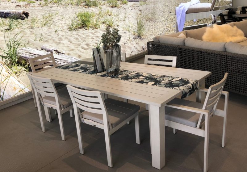 Element Dining Table Ratana Best Prices Vancouver Sofa