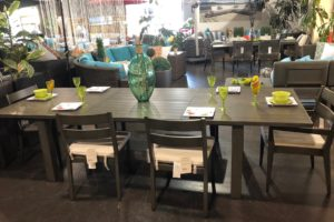 Mezo Dining Table Ratana