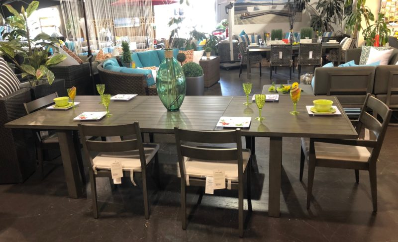 Mezo Dining Table Ratana