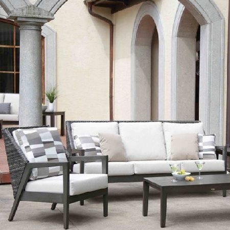 Cape Town Collection Ratana | Vancouver Sofa & Patio