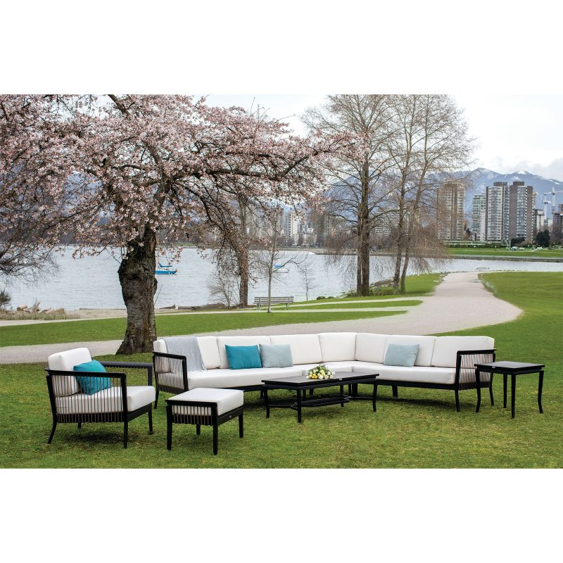 Copacabana collection Ratana | Vancouver Sofa & Patio