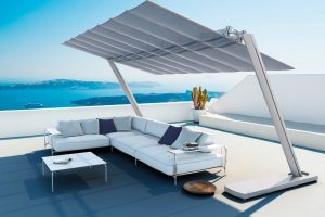 retractable awnings Fim | Vancouver Sofa & Patio