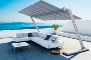 retractable awnings Fim | Vancouver Sofa & Patio