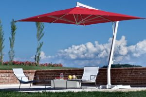 Rectangular Patio Umbrella | Vancouver Sofa & Patio