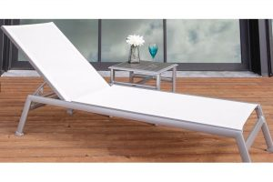 Lucca Adjustable Lounger | Vancouver Sofa & Patio