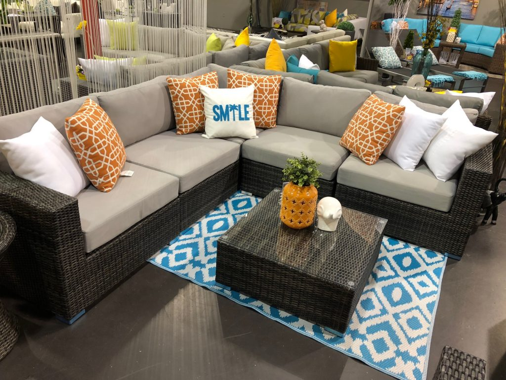 Patio Furniture | Vancouver Sofa and Patio