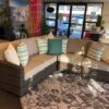 Coral Gables sectional by Ratana.